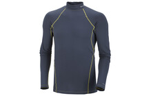 Columbia Men&#039;s Baselayer Midweight Mock Neck LS Top mystery